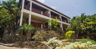 Antigua Yacht Club Marina - English Harbour - Building