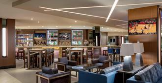 Houston Airport Marriott at George Bush Intercontinental - Houston - Bar