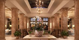 Eilan Hotel and Spa, Ascend Resort Collection - San Antonio - Lobby