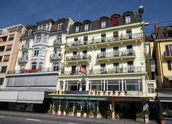 โรงแรมปาร์กแอนด์ลัก - มอนต์โทรซ์ - อาคาร