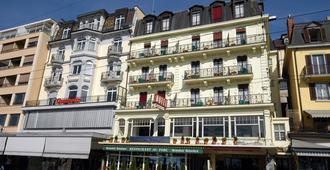 Hotel Parc & Lac - מונטרה - בניין