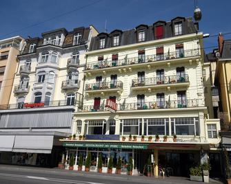 Hotel Parc & Lac - Монтре - Building