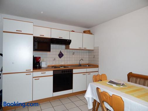 Ferienwohnung Vogl - Drachselsried - Kitchen