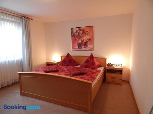 Ferienwohnung Vogl - Drachselsried - Bedroom