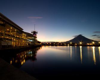Embarcadero Hotel - Legazpi City - Venkovní prostory