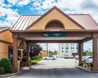 Quality Inn Airport - Buffalo - Gebouw