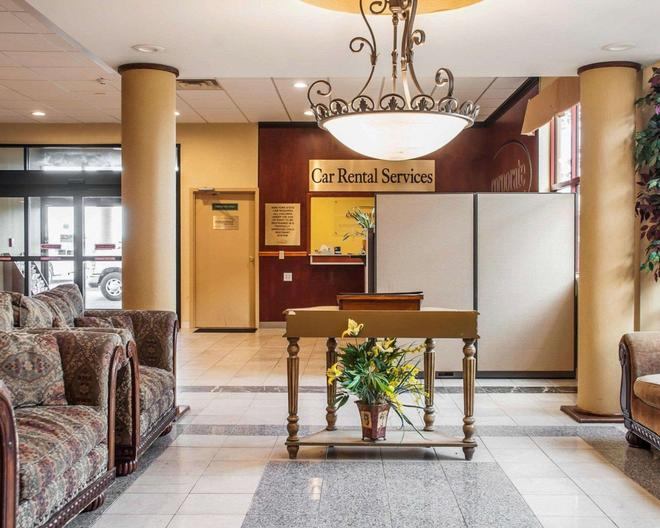 Quality Inn Airport - Buffalo - Lobby
