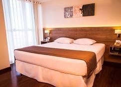 TRYP by Wyndham Varginha Cafe Royal - Varginha - Bedroom