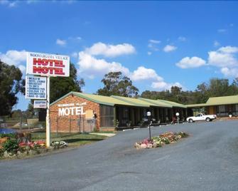 Woomargama Village Hotel Motel - Holbrook - Gebouw