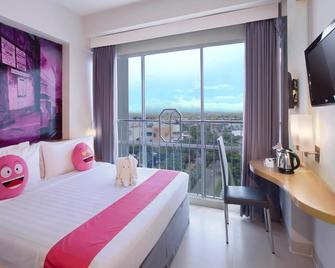 索羅巴魯最愛酒店 - 格羅戈爾 - 梭羅/蘇拉加達/索拉卡爾塔 - 臥室