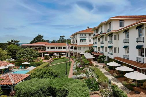 La Playa Carmel - Carmel-by-the-Sea - Building