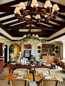 La Playa Carmel - Carmel-by-the-Sea - Buffet