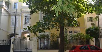Casa Amarela Guest House - Zona Sul - Rio de Janeiro - Vista externa