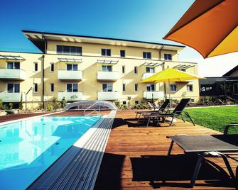 Toscanina - Hotel Garni - Radkersburg - Pool