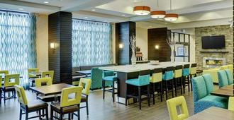 Hampton Inn by Hilton Winnipeg Airport/Polo Park, MB, Canada - Winnipeg - Restaurante