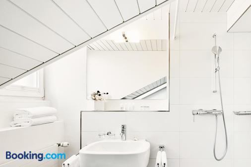 Hotel Schäfli - Uzwil - Bathroom