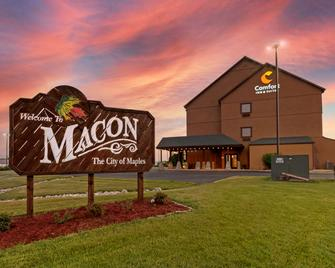 Comfort Inn and Suites Macon - Macon - Building