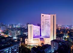 Central Hotel Jingmin - Xiamen - Vista del exterior