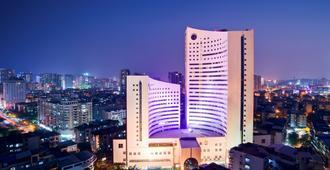 Central Hotel Jingmin - Xiamen - Outdoors view