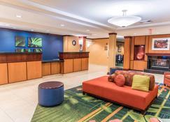 Fairfield Inn & Suites by Marriott Muskegon Norton Shores - Muskegon - Recepción