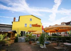 Hotel Restaurant Café Harzparadies - Ilfeld - Edificio