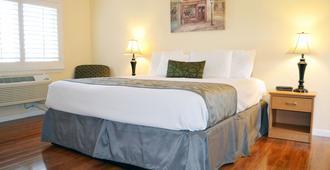 Wittle Motel - סאניוייל - חדר שינה
