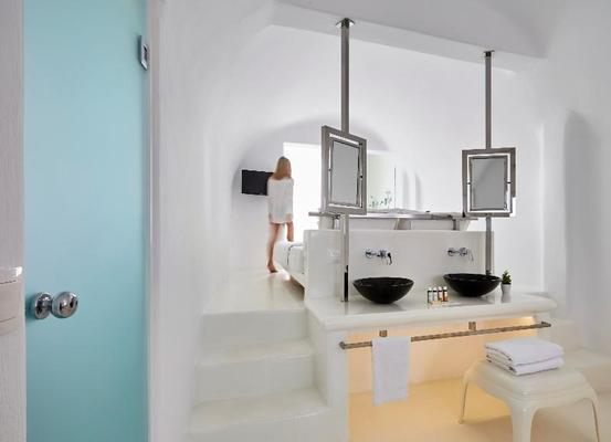 Aisling Micro Hotel Oia - Οία - Μπάνιο
