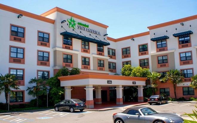 Extended Stay America - Oakland - Emeryville - Oakland - Gebäude