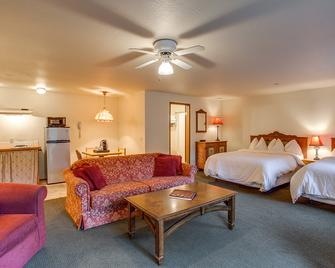Alpine Rivers Inn - Leavenworth - Bedroom