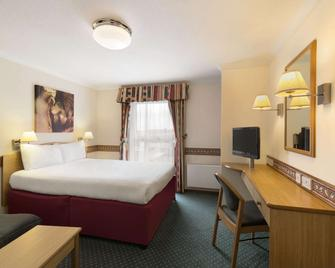 Days Inn by Wyndham Leicester Forest East M1 - Leicester - Bedroom