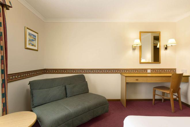 Days Inn by Wyndham Leicester Forest East M1 - Leicester - Living room