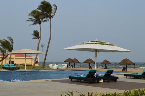 Welcomhotel Kences Palm Beach - Member Itc Hotel Group - Mahabalipuram - Pool