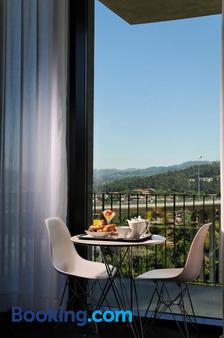 Open Village Sports Hotel & Spa Club - Гимарайнш - Балкон