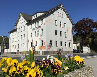 Outdoor Inn Sporthotel Steinach - Steinach (Thuringia) - Building