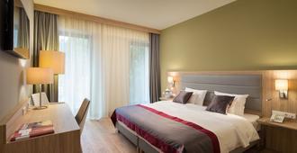 Verdi Grand Hotel - Budapest - Bedroom
