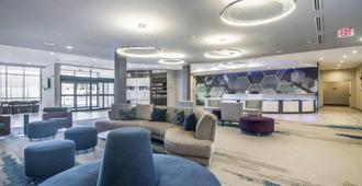 Springhill Suites By Marriott Oklahoma City Downtown - Oklahoma City - Lounge