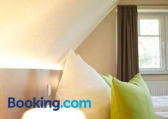 Hotel Waldblick - Lippstadt - Bedroom