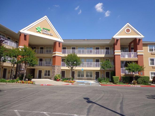 Extended Stay America - Sacramento - White Rock Rd. - Rancho Cordova - Edificio