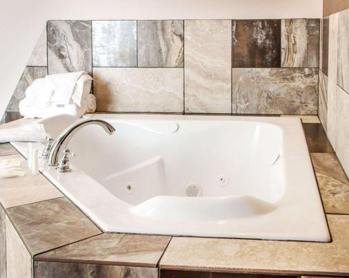 Comfort Inn & Suites - Woodward - Kylpyhuone