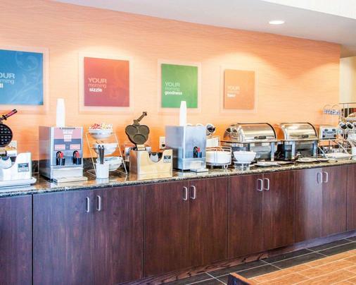 Comfort Inn & Suites - Woodward - Buffet