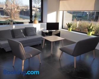 De Kleppe - Geraardsbergen - Wohnzimmer