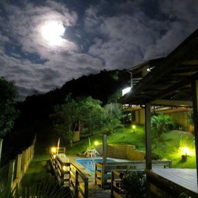 Paraiso Hostel Praia do Rosa - Praia do Rosa - Vista del exterior