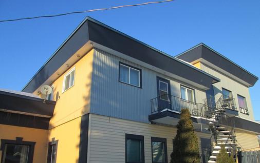 路斯特迪奧汽車旅館 - 魁北克 - 魁北克市 - 建築