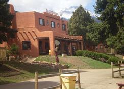 El Colorado Lodge - Manitou Springs - Building