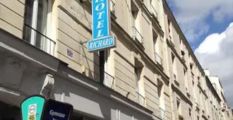 Hôtel Richard - פריז - בניין