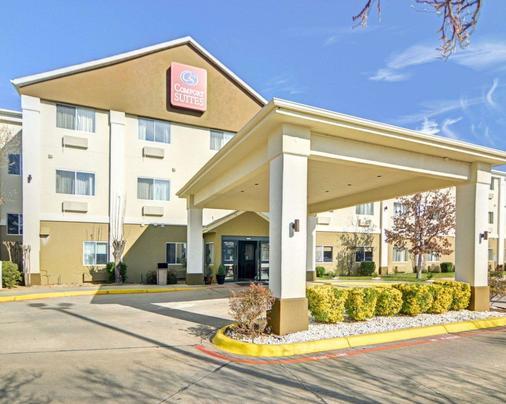 Comfort Suites Longview - Longview - Toà nhà