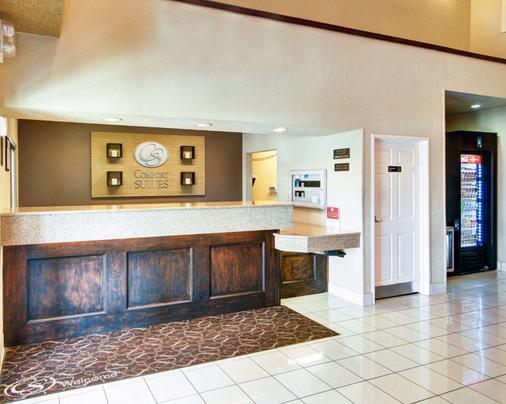 Comfort Suites Longview - Longview - Lễ tân