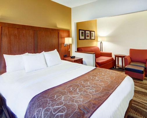 Comfort Suites Longview - Longview - Phòng ngủ