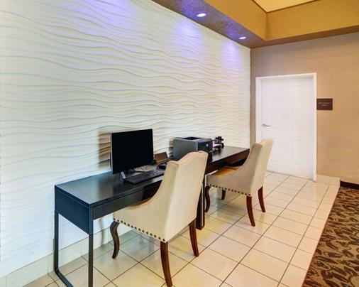 Comfort Suites Longview - Longview - Khu vực làm việc