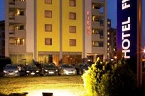 Hotel Fiera - Verona - Rakennus